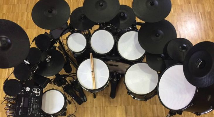 Best Electronic Drum Set [REVIEW] Top-Rated Electric Drums