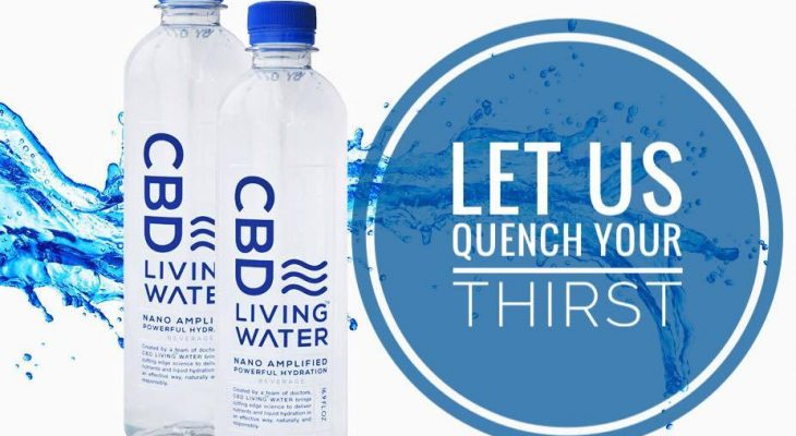 Best CBD Water [REVIEW] Top CBD-Infused Drinks Cannabis [2019]